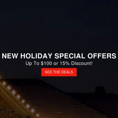 Christmas Lights Special Offer